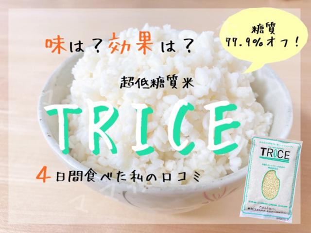 TRICE(トライス)口コミ記事TOP画像